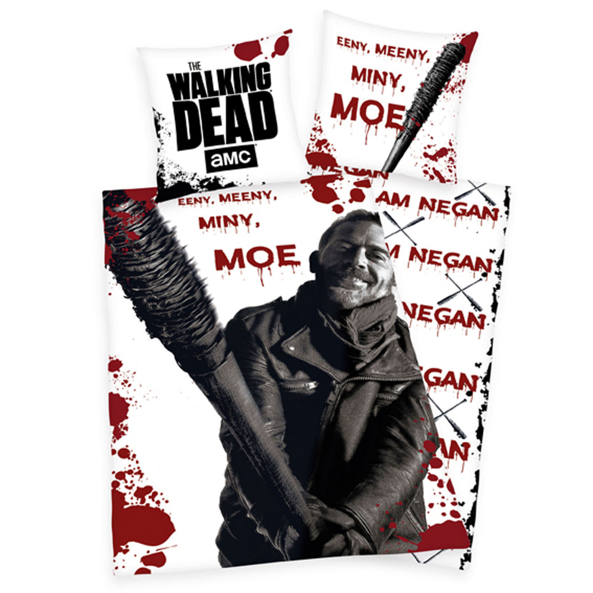 obliečky The Walking Dead - HERDING - 44652 22.077