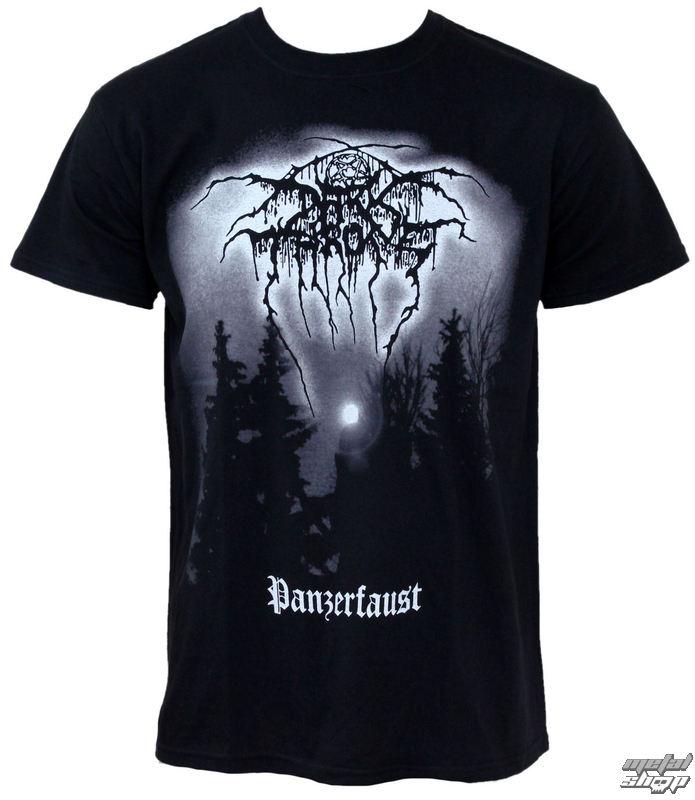 """tričko pánske Darkthrone """"Panzerfaust"""" - RAZAMATAZ"""