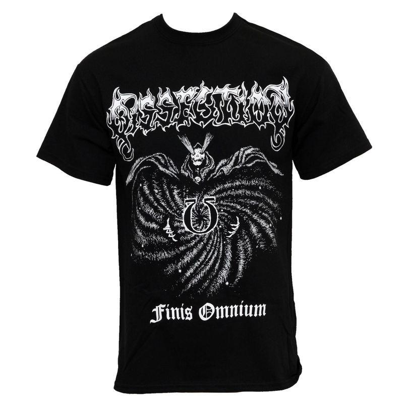 """tričko pánske Dissection """"Finis Omnium"""" - RAZAMATAZ"""