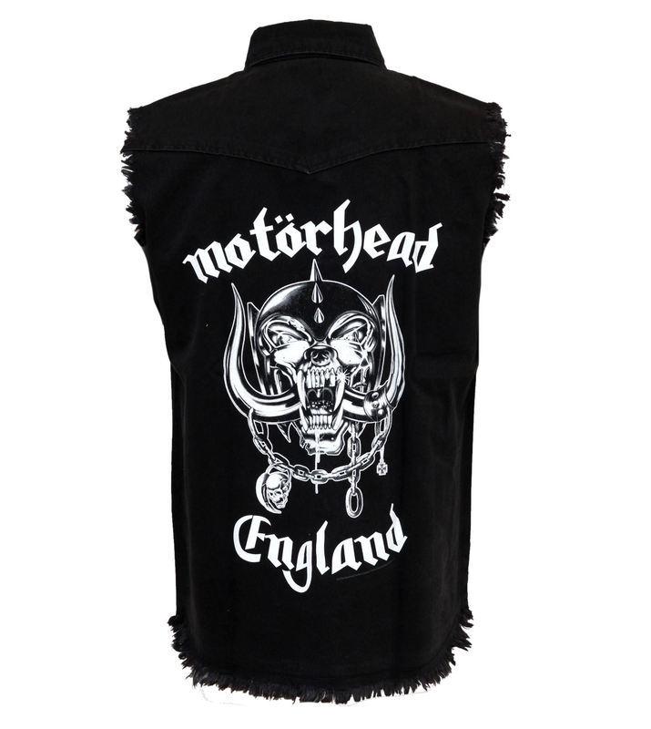 """vesta pánska Motörhead """"England"""" - RAZAMATAZ"""