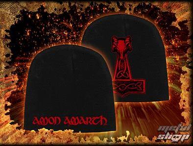 "čiapka Amon Amarth ""Hammer"" - RAZAMATAZ"