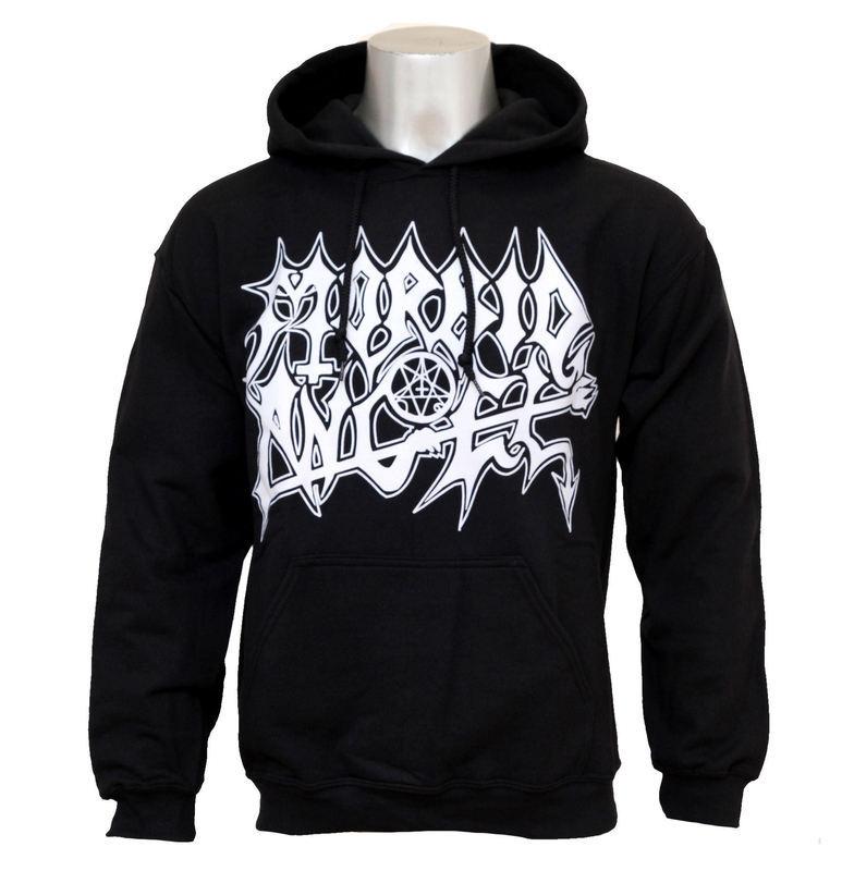 "mikina pánska Morbid Angel ""Extreme Music"" - RAZAMATAZ"
