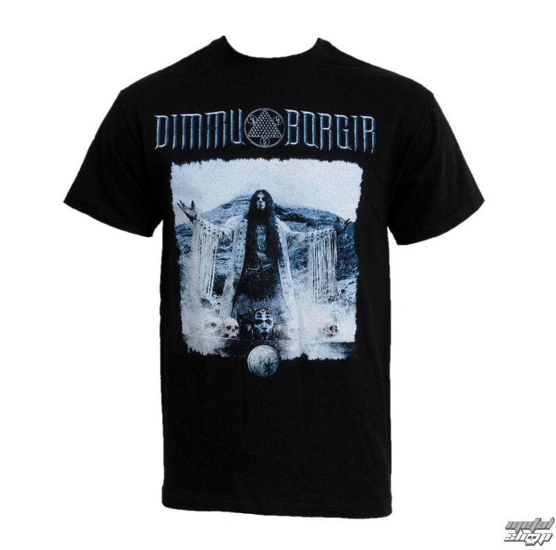 tričko pánske Dimmu Borgir 1 - NUCLEAR BLAST - BLK