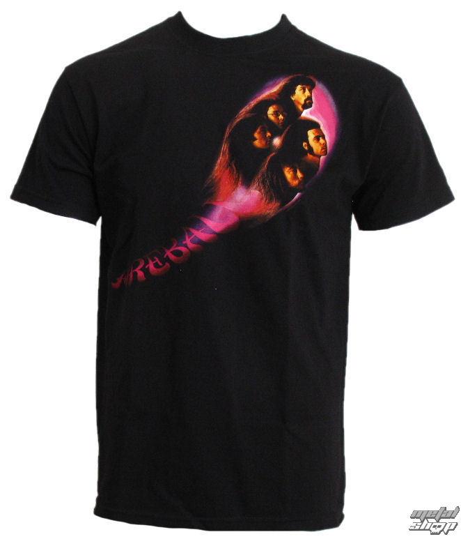 "tričko pánske DEEP PURPLE ""Fireball"" PLASTIC HEAD"