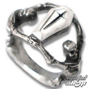 prsteň Pallbearer ALCHEMY GOTHIC - R127