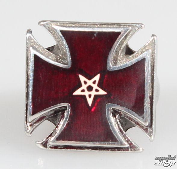 prsteň Pentacle Forme ALCHEMY GOTHIC - R78