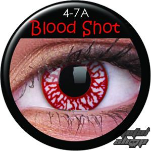 kontaktná šošovka BLOOD SHOT 609 - ROCK DADDY