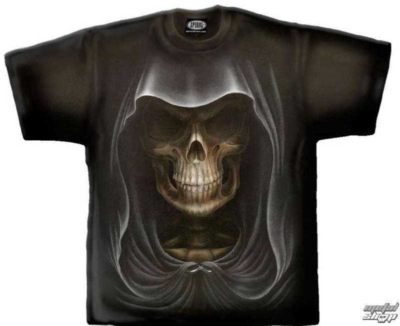 "tričko pánske SPIRAL ""Death"" - TR 155600"