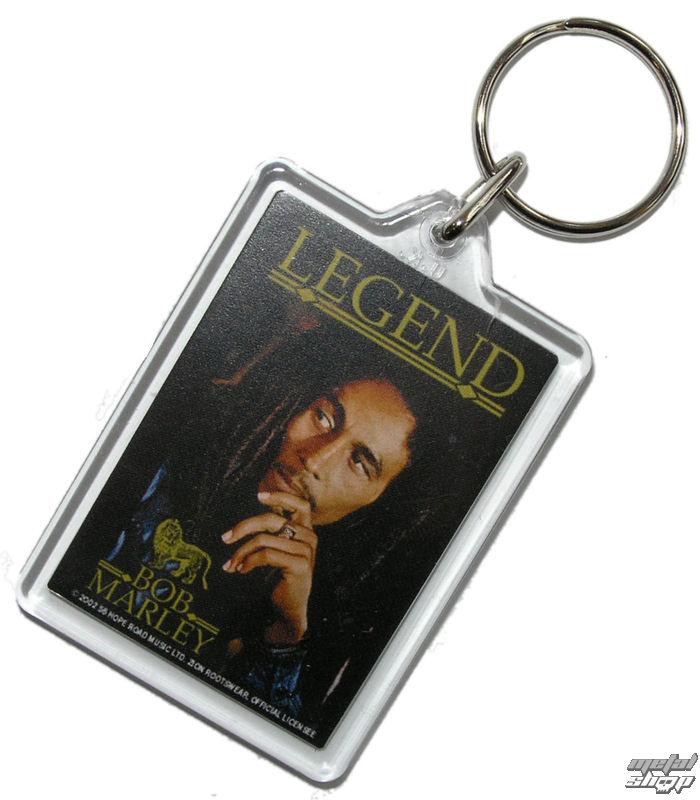 kľúčenka (prívesok) Bob Marley - Legend - PYRAMID POSTERS - PK5192