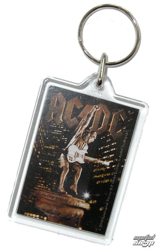 kľúčenka (prívesok) AC/DC - Metal - PYRAMID POSTERS - PK5205