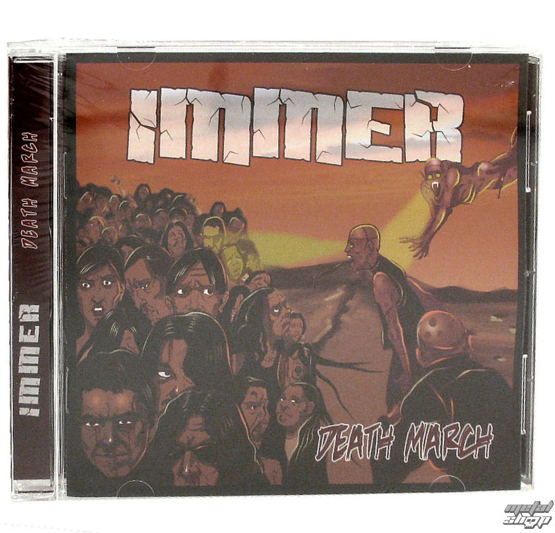 "CD Immer (2010) ""Death March"""