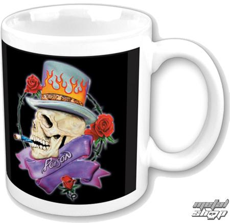 hrnček Poison - Poison Mug - ROCK OFF - POISMUG01