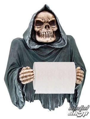 držiak toaletného papiera Death Skull - 766-5659