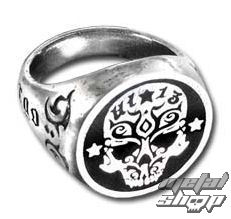 prsteň Rebal College Ring - ALCHEMY GOTHIC - ULR4