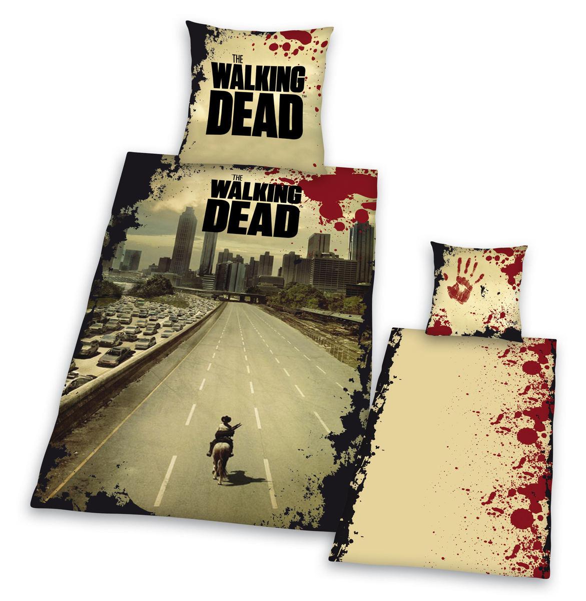 obliečky The Walking Dead - HERDING - 48650 88.050