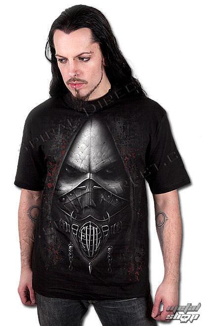 tričko pánske SPIRAL - Evil - DS 118600