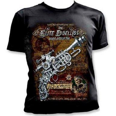 tričko pánske ALCHEMY GOTHIC - Elite Duellist - BTF488