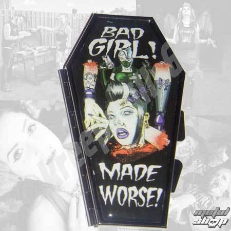 zrkadlo KREEPSVILLE SIX SIX SIX - Bad Girl Made Worse