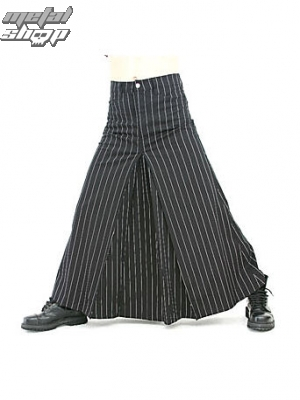 kilt pánsky Mode Wichtig - Men Skirt Pin Stripe