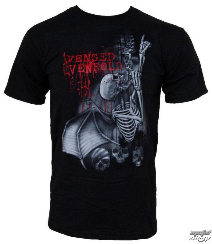 tričko pánske Avenged Sevenfold - Spine Climber - BRAVADO USA