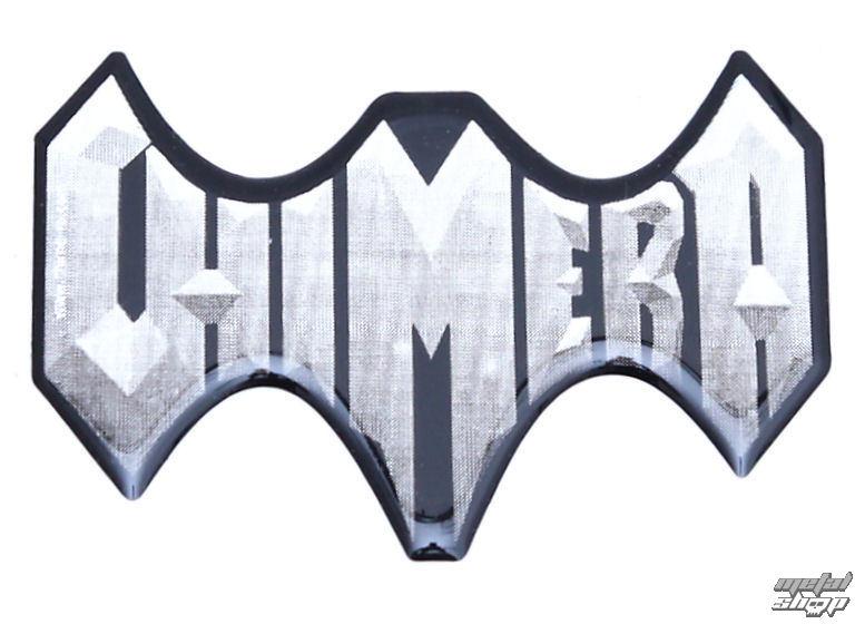 samolepka 3D Chimera - Logo