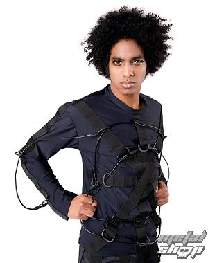 tričko pánske Sektor 1 - Trap Cardy Jersey Black - S-3-37-102-00