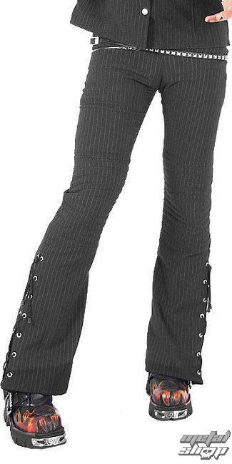 nohavice pánske BAT ATTACK - Pinstripe Lace Hose - 32047