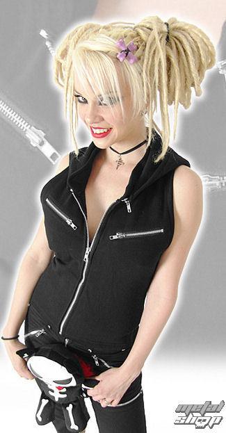 vesta dámska BAT ATTACK - Hell Girl - 3882