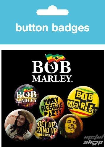 odznaky Bob Marley - Ona Love - BP0313 - GB posters