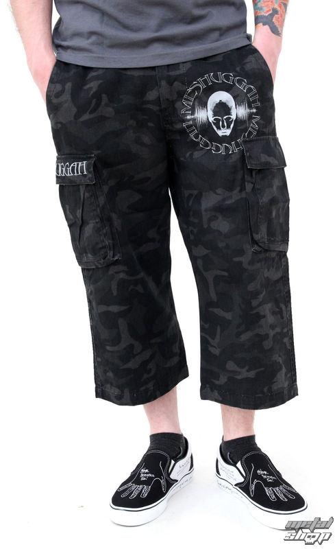 kraťasy pánske Meshuggah - Black Camouflage - NUCLEAR BLAST - 17627