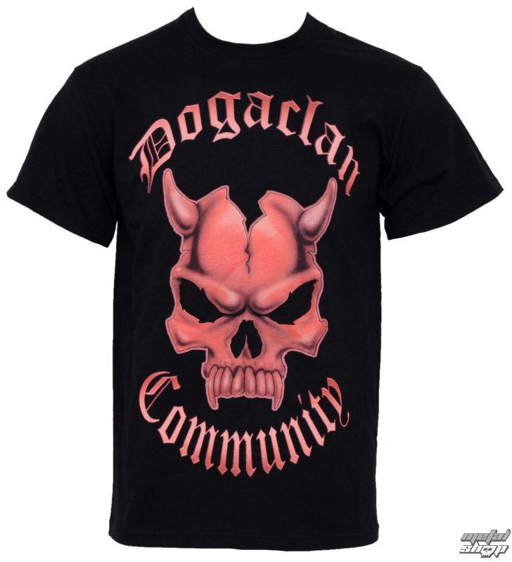 tričko pánske Doga - Clan