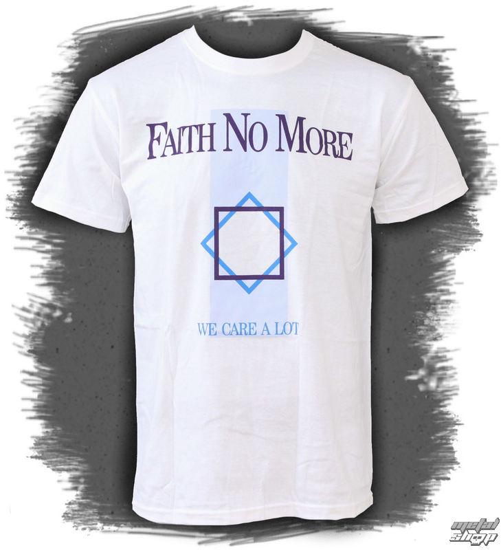 tričko pánske Faith No More - We Care A Lot - PLASTIC HEAD - PH7371