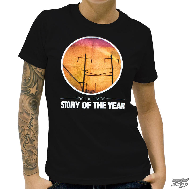 tričko dámske Story Of The Year - The Constant - Black - KINGS ROADS
