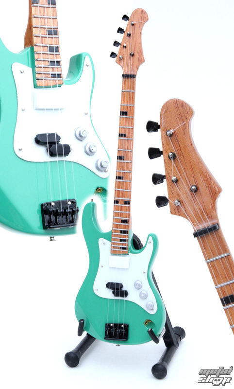 gitara Billy Sheehan - Mr. Big - Green Attitude Bass style - GUI-MPA551