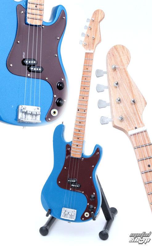 gitara Iron Maiden - Steve Harris - Bass Blue - GUI-MPA524