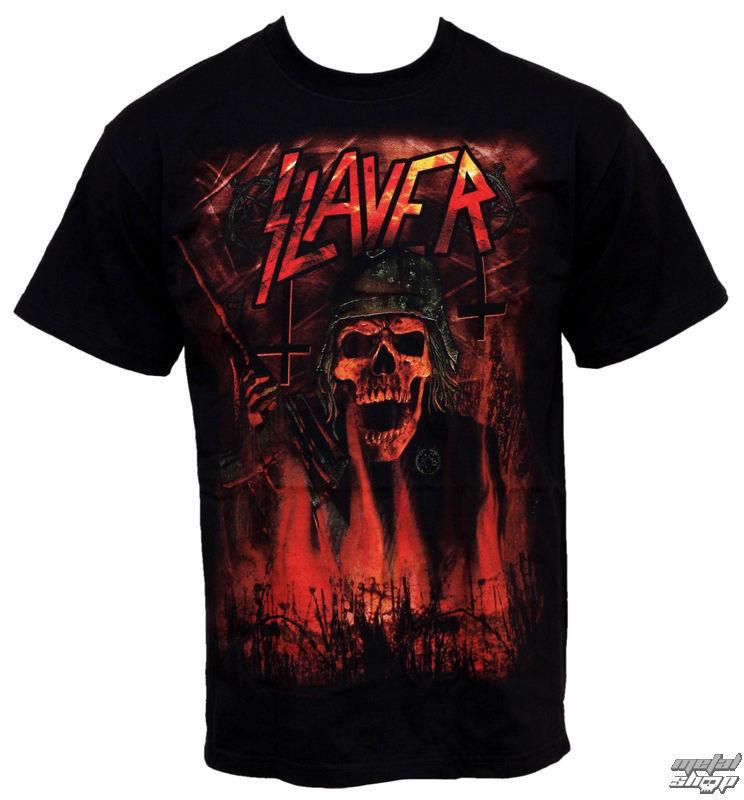 tričko pánske Slayer - Wehrmacht - EMI - TSB 7832