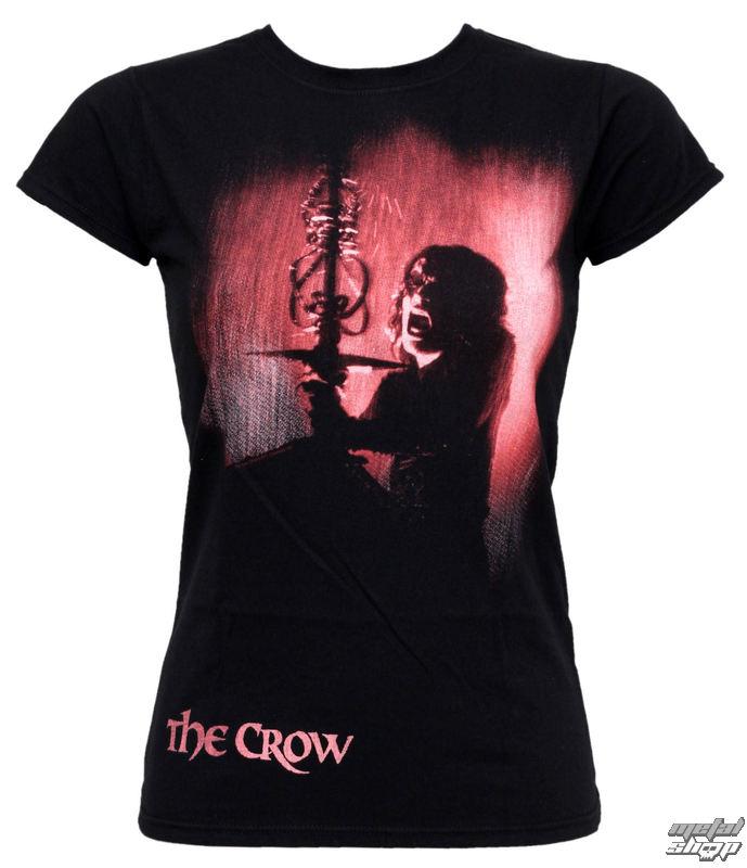 tričko dámske The Crow - Rain Crow - EMI - SKB 7567