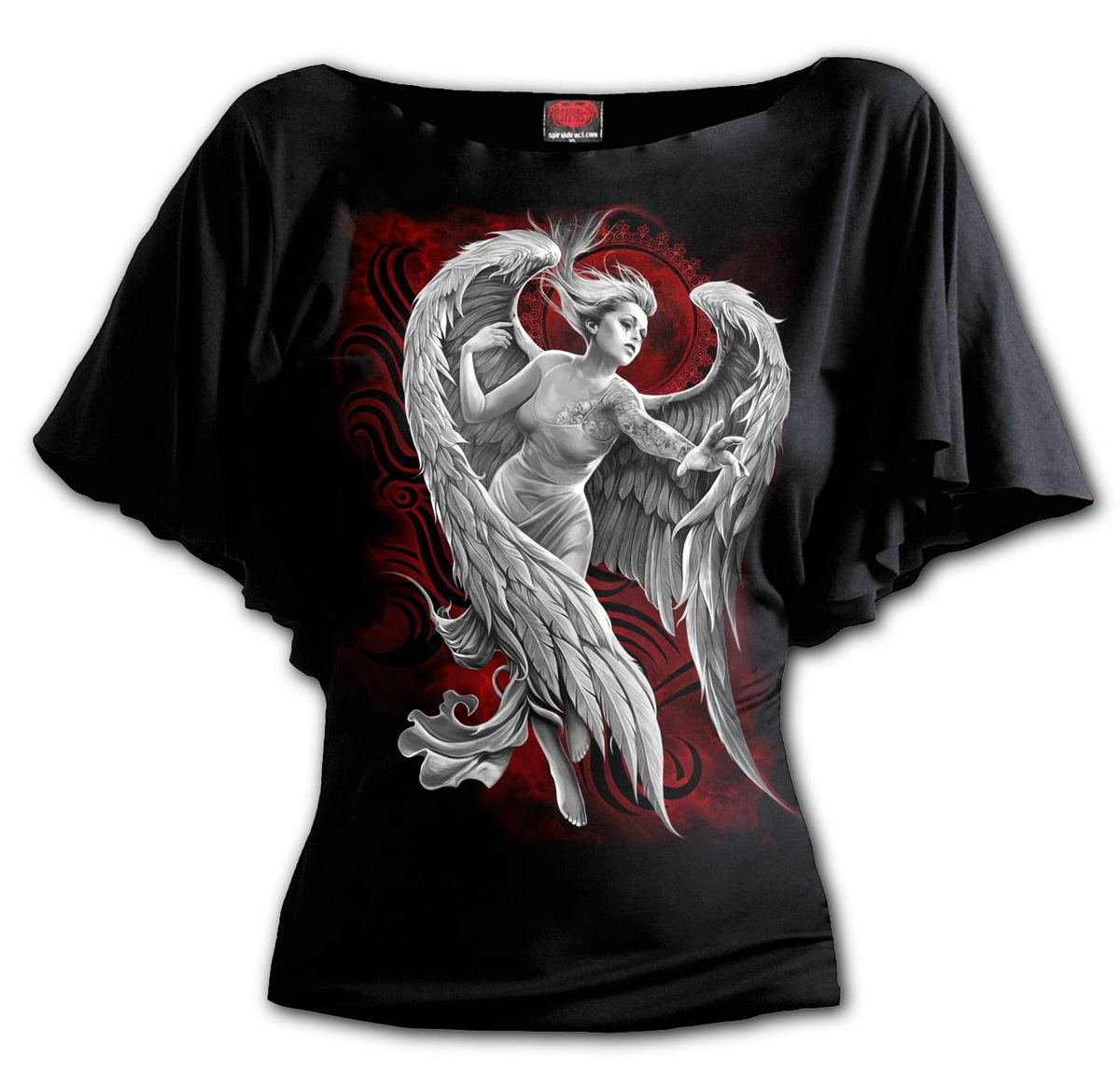 tričko dámske SPIRAL - ANGEL DESPAIR - D083F719