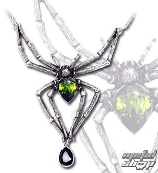 obojok Emerald Venom - ALCHEMY GOTHIC - P432