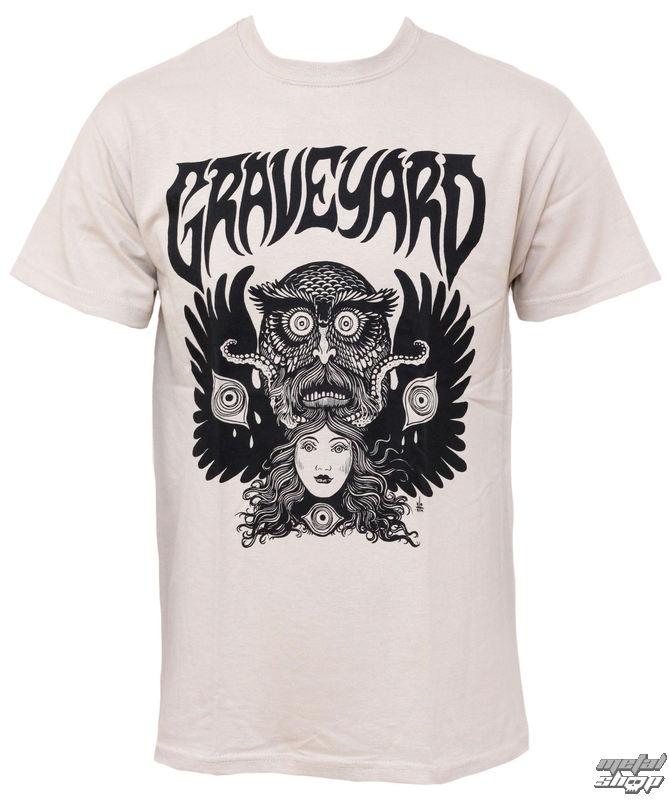 tričko pánske Graveyard - Monsertryck - NUCLEAR BLAST - 18732