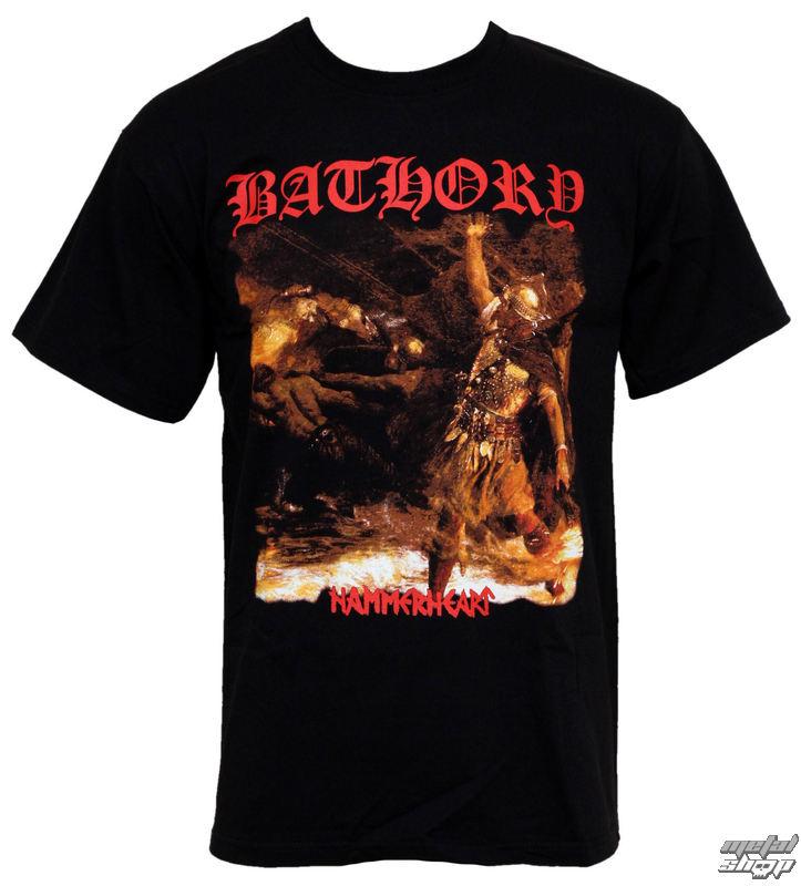 tričko pánske Bathory - Hammerheart - PLASTIC HEAD