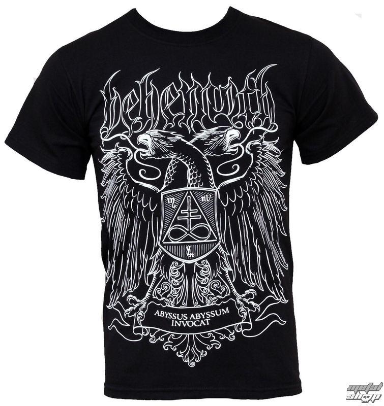 tričko pánske Behemoth - Abyssus Abyssum Invocat - PLASTIC HEAD