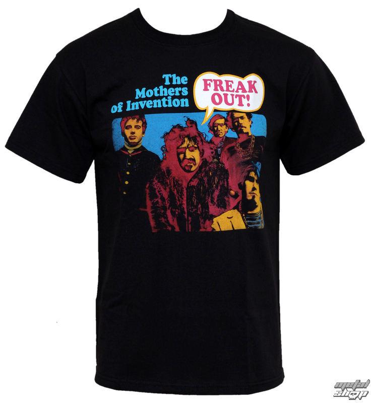 tričko pánske Frank Zappa - Freak Out - PLASTIC HEAD