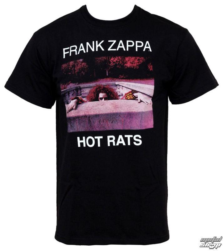 tričko pánske Frank Zappa - Hot Rats - PLASTIC HEAD