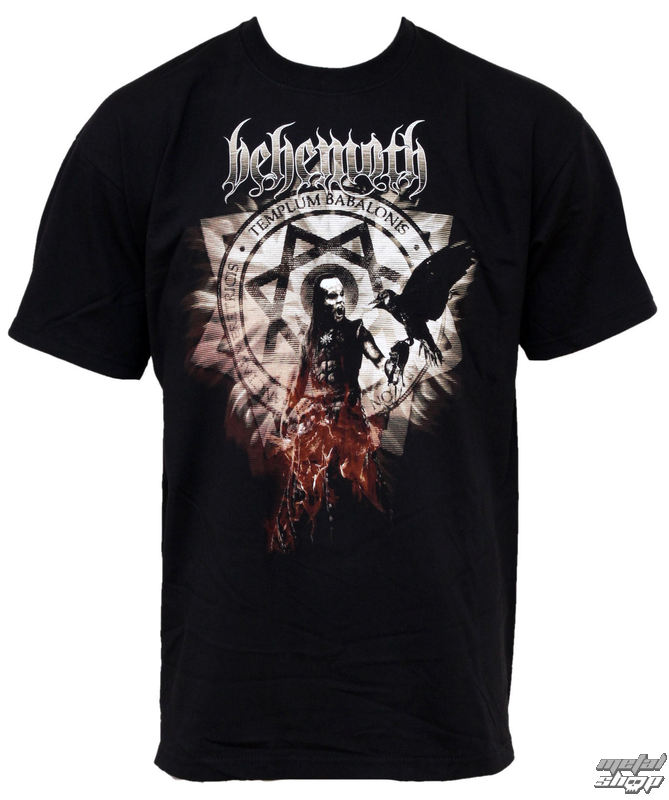 tričko pánske Behemoth - Firecrow - PLASTIC HEAD
