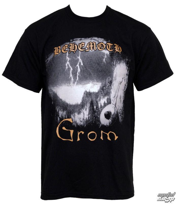 tričko pánske Behemoth - Grom - PLASTIC HEAD