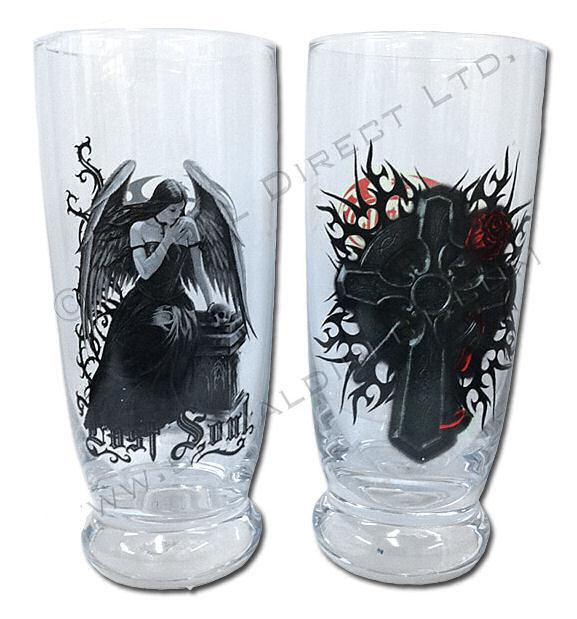 poháre (sada 2 kusov) SPIRAL - Lost Soul - 10429600 - DT160965