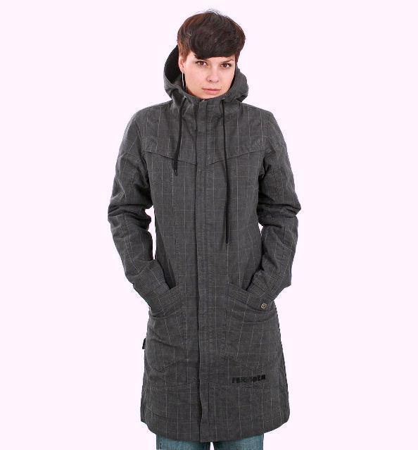 bunda -kabátik- dámska zimný FUNSTORM - Cody - 21 BLACK