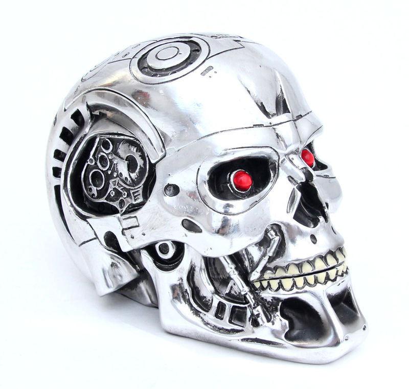 krabička (dekorácia) T-800 Terminator - NOW0949