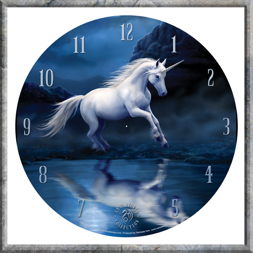 hodiny Moonlight Unicorn - NOW9954